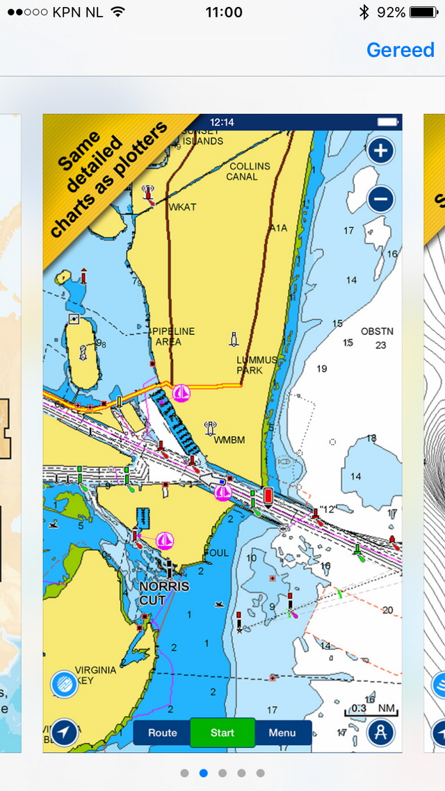 Navionics Boating app Archieven - Roofvisweb NL