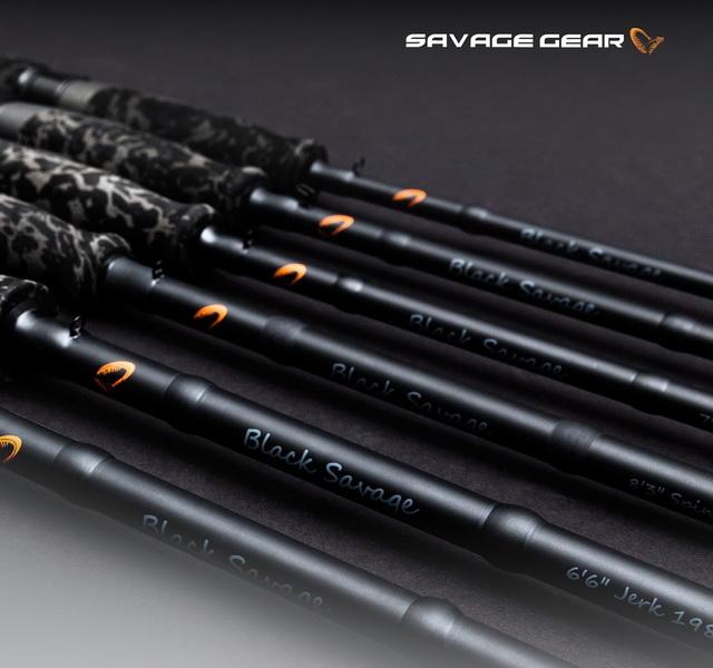 Black Savage 001
