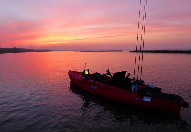 Het Oostvoornse meer.