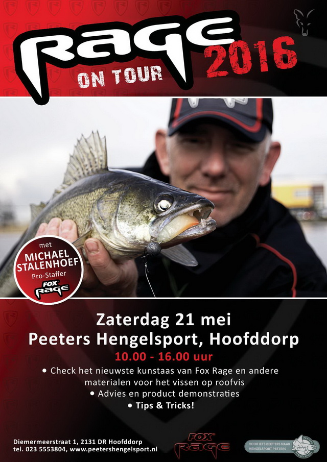 Peeters Flyer 2016