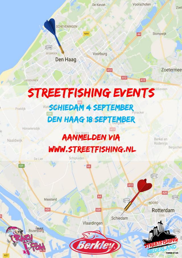 Promo Schiedam en Den Haag 2016