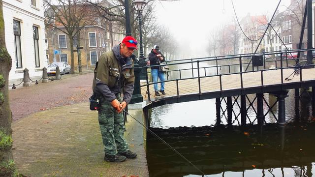 Streetfishing Schiedam