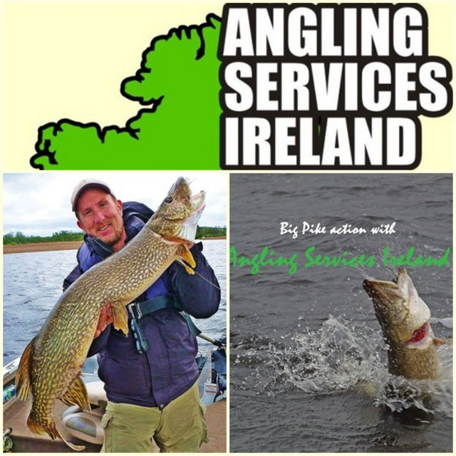 Angling Services Ireland with Bodo Funke,Onefishing week in Boyle, www.anglingservicesireland.com 7 overnights with 6 fishing days for 1 team of 2 persons. One week in self-catering accommodation 1 day guided angling with Bodo Funke, 5 days rental boat&engine on local lakes (Lough key or Lough Gara) Not included are flights, transport, petrol for rental boat, tackle hire, food or drinks.