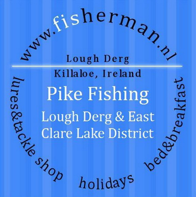 FisHerman Pike Fishing Holidays www.fisherman.nl
