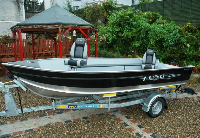 Lund boat Fury 1600 tiller www.lundboats.eu