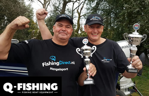 De NKS Q-Fishing River Masters van 2016!!!!