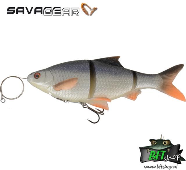 Savage Gear 3D Line Thru Roach 18cm SS