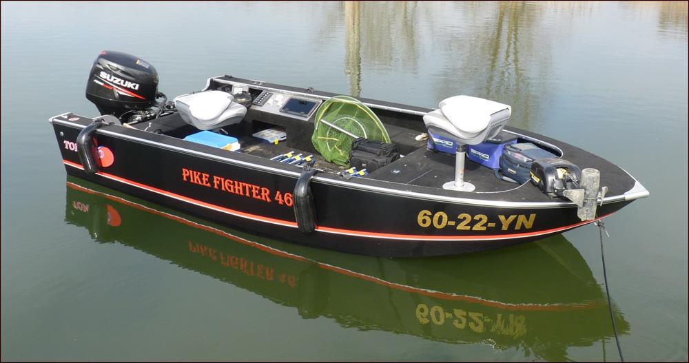 De winnaars zullen 1 oktober per boot,  samen met de PFC leden de rovers belagen!