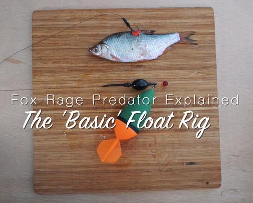 Fox Rage Predator Explained – verschillende doodaas montages.