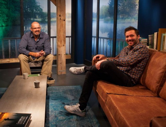 KOMENDE ZONDAG START NIEUW SEIZOEN STUDIO VIS TV!