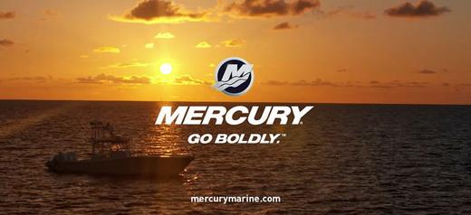 Mercury Marine lanceert nieuwe campagne van wereldwijde merk Go Boldly.