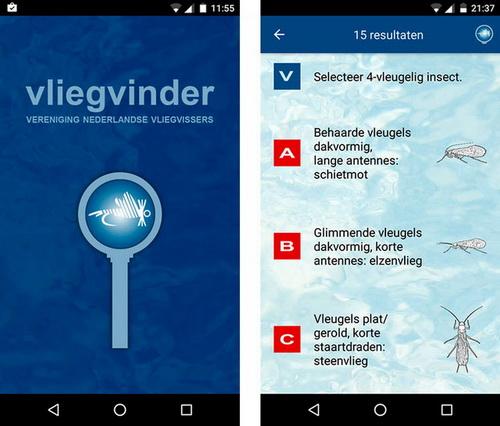 VISMA primeur: VNV lanceert gratis Vliegvinder-app.