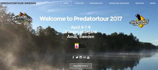 De Predatortour gaat ook naar Zweden!!!