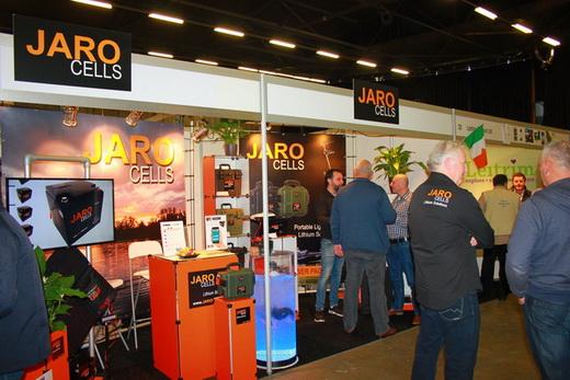 Jaro Cells, Flexibele en betaalbare stroomoplossing voor trollingmotoren.