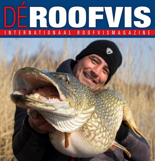 Juist verschenen: Dé Roofvis magazine 119