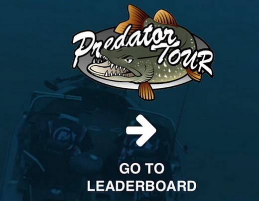 Speciale gratis wedstrijd App Predatortour 2017