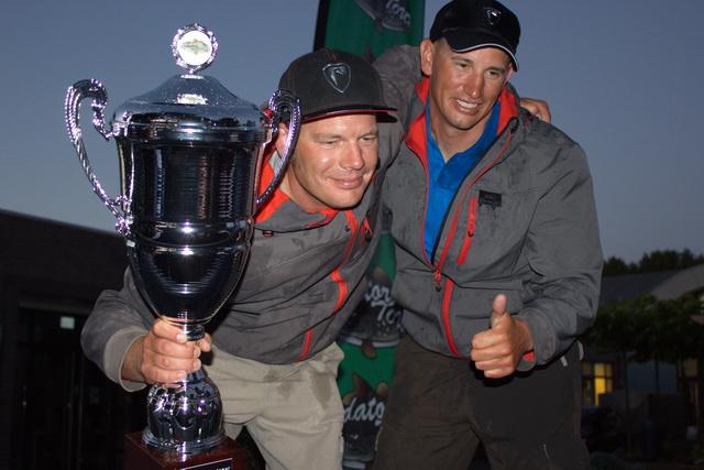 European Champions Predatortour 2017. Team 40 Pierre Johnen en Daniel Kaldowski