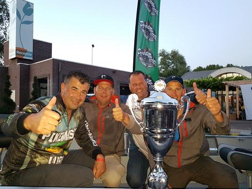 Pierre Johnen en Daniel Kaldowski winnen Predatortour 2017