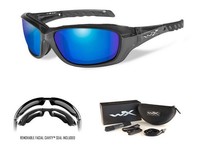 Bij Nipro hengelsport. WileyX-gravity-blue