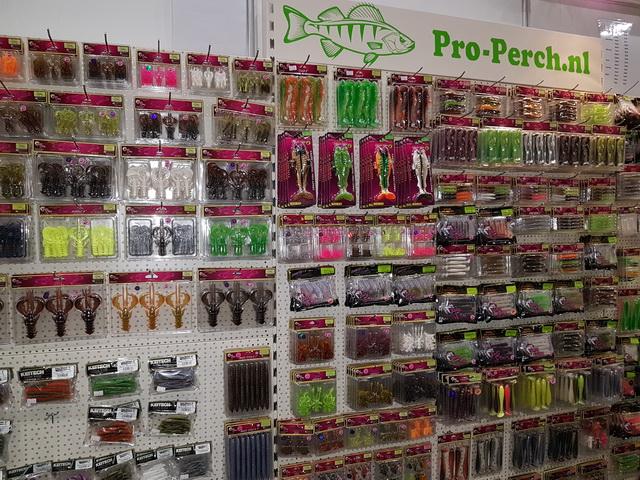 De shop voor streetfishing materiaal is Pro-Perch.nl