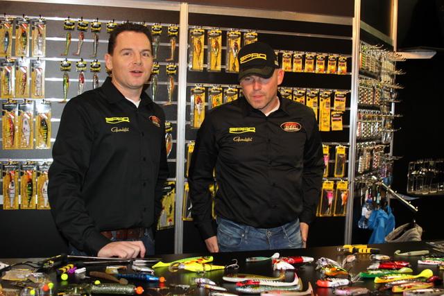 Vele nieuwe producten te zien op de stand van Spro.