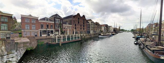 Nieuw parcours Delshaven