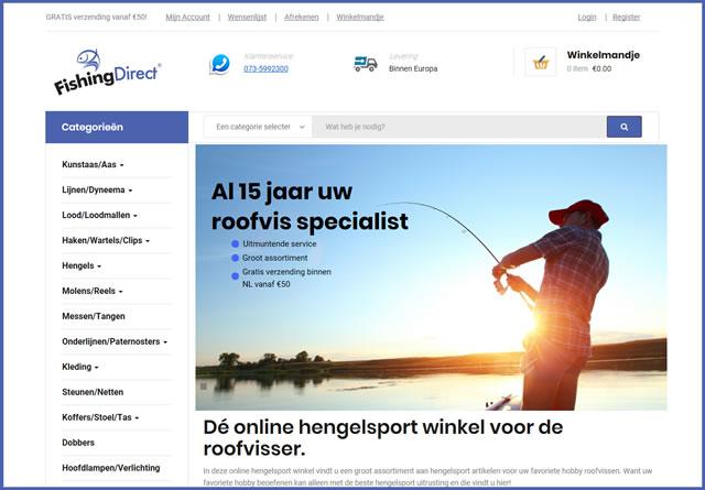 De vernieuwde webshop is online!