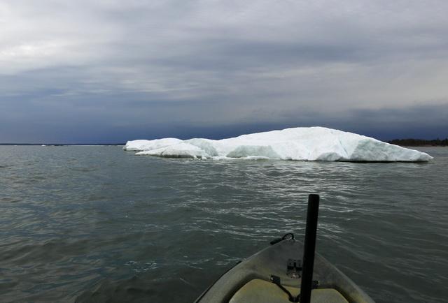 Zweden, schitterend land! Waar de winter dit jaar ook erg lang heeft geduurd! waardoor we tijdens het voor vissen van de Predatortour zulke taferelen tegen kwamen!