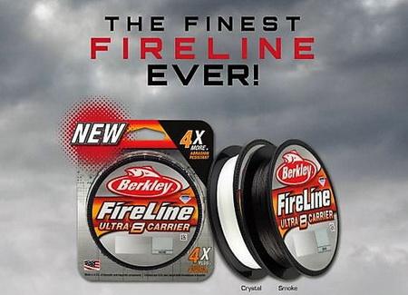 De nieuwe Berkley Fireline ultra 8 door Jack vd Mortel