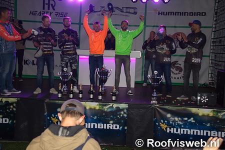 Hendry Vis en Gerald Vierhout winnen Predatortour 2018