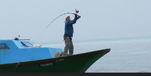 De FG knoop is voor de zware visserij gemaakt.