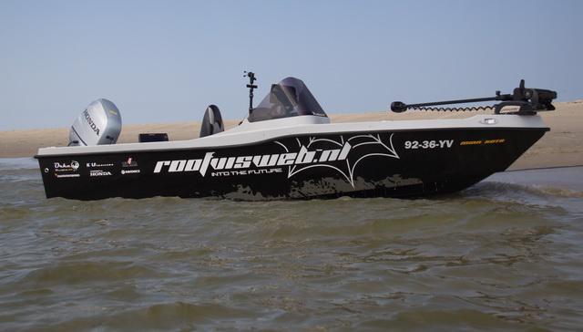Orka Blackfish 500 Console