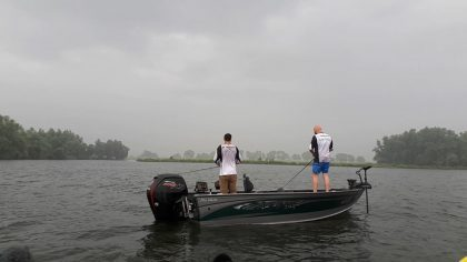 Sportvissers mogen zeker tot 2022 blijven hengelen