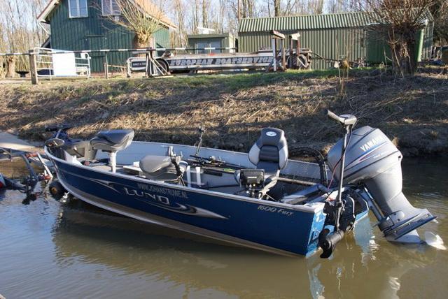 Onze snelle en comfortabele boot