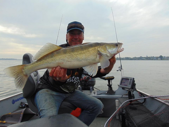 Harde aanbeten, prachtige drills en grote vissen; we houden ervan!