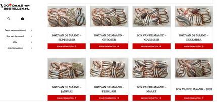 DOODAASBESTELLEN.NL: De boxen van de maand staan online.