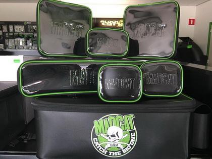 Nieuwe Belly Boat Bags van Madcat
