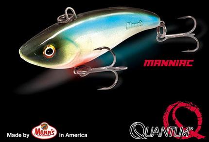 Quantum Manns Manniac
