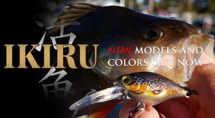 3 Gloednieuwe modellen IKIRU Naturals nu verkrijgbaar.