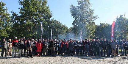 Grote Roofvisweb Boot Forumdag 14 oktober Eiland v Maurik. Geef je nu op!!
