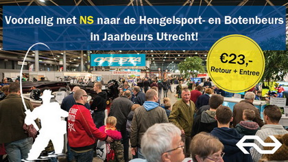 Super Deals. Dé Hengelsport- en Botenbeurs 2018