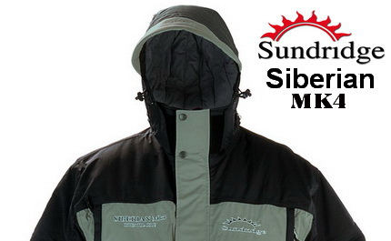 Warm de winter door met de Sundridge Siberian MK4