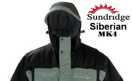 Het nieuwe Sundridge Siberian MK4 warmtepak