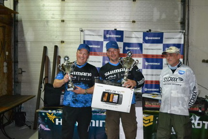 NKS Dutch Zander Masters 2019 van start.
