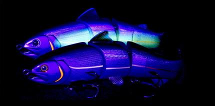 Nieuwe SPRO BBZ-1 Swimbait UV