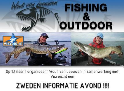 Woensdag 13 maart Zweden informatie avond bij Wout van Leeuwen.