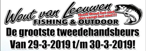 Tweedehandsbeurs bij Wout van Leeuwen in Vlaardingen!