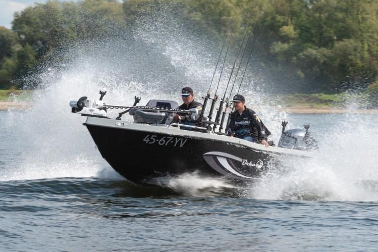 Orka Blackfish 560 in actie