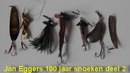 Jan Eggers 100 jaar snoeken in Nederland, deel 2