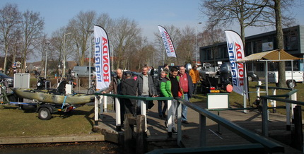 Zondag 17 maart Next Level Fishing Experience 2019